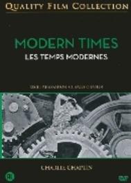 Modern times, (DVD) PAL/REGION 2-BILINGUAL CHARLIE CHAPLIN, DVDNL