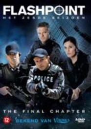 Flashpoint - Seizoen 6, (DVD) CAST: AMY JO JOHNSON, HUGH DILLON TV SERIES, DVD