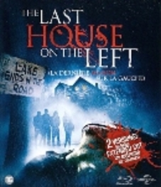 Last house on the left, (Blu-Ray) MOVIE, Blu-Ray