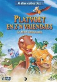 Platvoet 1-6, (DVD) CARTOON, DVDNL
