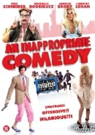 Inappropriate comedy, (DVD) CAST: ROB SCHNEIDER, MICHELLE RODRIGUEZ MOVIE, DVDNL
