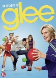 Glee - Seizoen 3, (DVD) PAL/REGION 2. TV SERIES, DVD