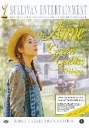 Anne Of Green Gables Trilogy (5DVD)