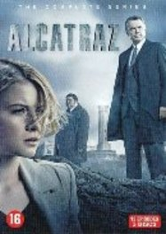 Alcatraz - The complete series, (DVD) PAL/REGION 2-BILINGUAL //BY J.J.ABRAMS W/ JORGE GARCIA Sarnoff, Elizabeth, DVDNL