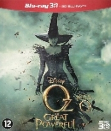 Oz the great and powerful 3D, (Blu-Ray) BILINGUAL // 3D +2D // W/ JAMES FRANCO, MILA KUNIS MOVIE, BLURAY