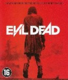 Evil dead (2013), (Blu-Ray) W/ JANE LEVY, SHILOH FERNANDEZ MOVIE, Blu-Ray