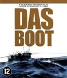 Das boot, (Blu-Ray) BILINGUAL // DIRECTOR'S CUT MOVIE, BLURAY