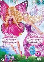 Barbie Mariposa en de feeënprinses, (DVD) .. FAIRY PRINCESS - BILINGUAL ANIMATION, DVDNL