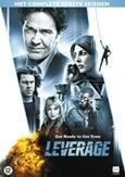 Leverage - Seizoen 1, (DVD)