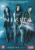 Nikita - Seizoen 2, (DVD) BILINGUAL /CAST: MAGGIE Q, LYNDSY FONSECA