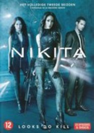 Nikita - Seizoen 2, (DVD) BILINGUAL /CAST: MAGGIE Q, LYNDSY FONSECA TV SERIES, DVDNL