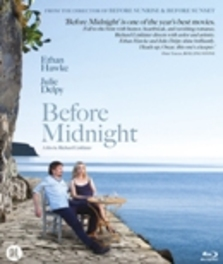BEFORE MIDNIGHT W/ ETHAN HAWKE, JULIE DELPY MOVIE, BLURAY