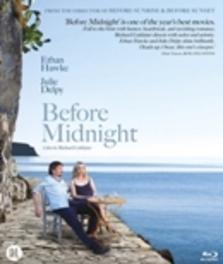 BEFORE MIDNIGHT W/ ETHAN HAWKE, JULIE DELPY MOVIE, Blu-Ray