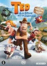 Ted en de schat van de mummie, (DVD) .. MUMMIE /CAST: JAN KOOIJMAN, LIEN VAN DE KELDER ANIMATION, DVDNL