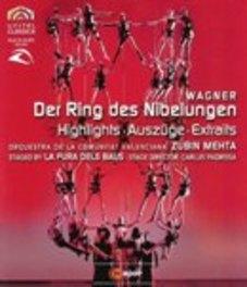 Richard Wagner - Der Ring Des Nibelungen, Highlights (Valencia, 2008)