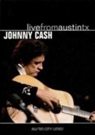 LIVE FROM AUSTIN TX-SPEC- JOHNNY CASH, DVDNL