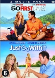 50 first dates/Just go with it, (DVD) .. WITH IT - PAL/REGION 2 MOVIE, DVDNL