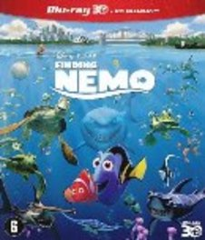 FINDING NEMO -3D- 3D + 2D ANIMATION, Blu-Ray