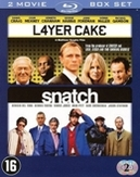 Layer cake/Snatch, (Blu-Ray)