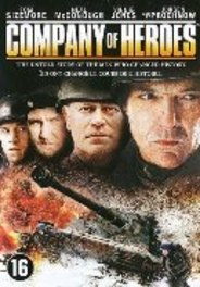 Company of heroes, (DVD) BILINGUAL /CAST: NEAL MCDONOUGH, VINNIE JONES MOVIE, DVDNL