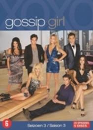 Gossip girl - Seizoen 3, (DVD) BILINGUAL /CAST: BLAKE LIVELY, LEIGHTON MEESTER Von Ziegesar, Cecily, DVDNL