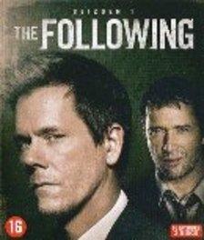 Following - Seizoen 1, (Blu-Ray) TV SERIES, Blu-Ray