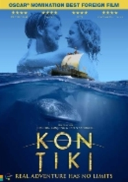 Kon tiki, (DVD) BY JOACHIM RONNING, ESPEN SANDBERG MOVIE, DVD