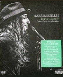 BRAVE ENOUGH: LIVE AT.. .. THE VARIETY  // DVD+CD SARA BAREILLES, DVD