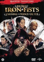 Man with the iron fists, (DVD) BILINGUAL /CAST: RUSSELL CROWE, RZA, LUCY LIU MOVIE, DVDNL