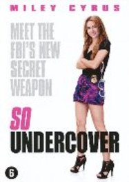 So undercover, (DVD) PAL/REGION 2 // W/ MILEY SYRUS MOVIE, DVDNL