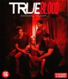 True blood - Seizoen 4, (Blu-Ray) BILINGUAL TV SERIES, Blu-Ray