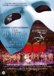 The Phantom of the Opera - 25th Anniversary (DVD)