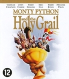 Monty Python and the holy grail, (Blu-Ray) .. GRAIL - BILINGUAL MONTY PYTHON, Blu-Ray