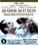 As good as it gets, (Blu-Ray) BILINGUAL /CAST: JACK NICHOLSON, HELEN HUNT