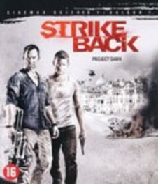 Strike back - Seizoen 1, (Blu-Ray) BILINGUAL TV SERIES, BLURAY