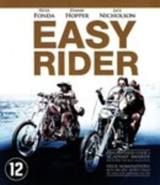 Easy rider, (Blu-Ray) BILINGUAL // W/ DENNIS HOPPER, PETER FONDA MOVIE, Blu-Ray