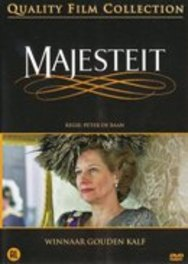 Majesteit, (DVD) PAL/REGION 2 // W:CARINE CRUTZEN, JEROEN WILLEMS MOVIE, DVDNL