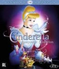 Cinderella, (Blu-Ray) BILINGUAL ANIMATION, Blu-Ray