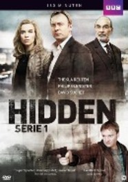 HIDDEN SERIE 1 PAL/REGION 2 // W/ THEKLA REUTEN, PHILIP GLENISTER TV SERIES, DVDNL