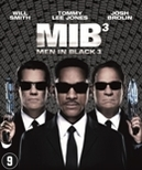 Men in black 3, (Blu-Ray)