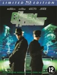 GREEN HORNET -LTD- STEELBOOK-BILINGUAL/ W/SETH ROGEN,JAY CHOU,CAMERON DIAZ MOVIE, Blu-Ray
