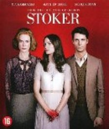 Stoker, (Blu-Ray) BILINGUAL /CAST: MIA WASIKOWSKA, NICOLE KIDMAN MOVIE, Blu-Ray