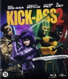 Kick-ass 2, (Blu-Ray) BILINGUAL / W/ CHLOE GRACE MORETZ, AARON TAYLOR-JOHNSON MOVIE, Blu-Ray