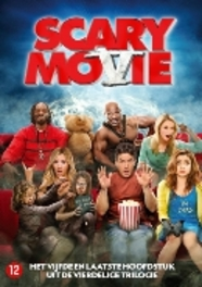 Scary movie 5, (DVD) PAL/REGION 2 // W/ CHARLIE SHEEN, LINDSAY LOHAN MOVIE, DVDNL