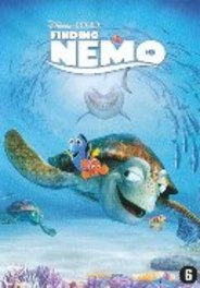 FINDING NEMO CAST: WILLEM DAFOE, ELLEN DEGENERES ANIMATION, DVD