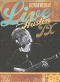 LIVE FROM AUSTIN TX -2-  DVD, LUCINDA WILLIAMS, DVDNL