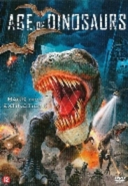 Age of dinosaurs, (DVD) W/ TREAT WILLIAMS, RONNY COX MOVIE, DVDNL