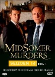 Midsomer Murders - Seizoen 14, deel 1 (4DVD)