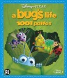 Bug's life , (Blu-Ray) BILINGUAL ANIMATION, BLURAY