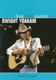 LIVE FROM AUSTIN TX NTSC/ALL REGIONS // RECORDED OCTOBER 23, 1988 DWIGHT YOAKAM, DVD